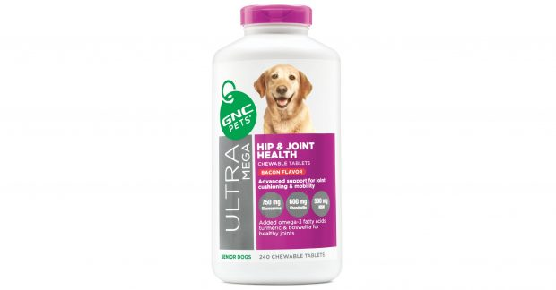 GNC Joint Supplements for Dogs