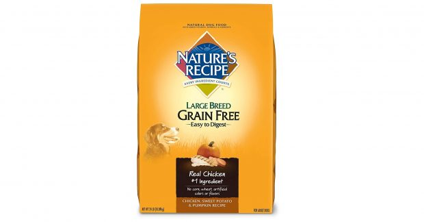 Nature's Recipe Grain Free Dry Dog Food